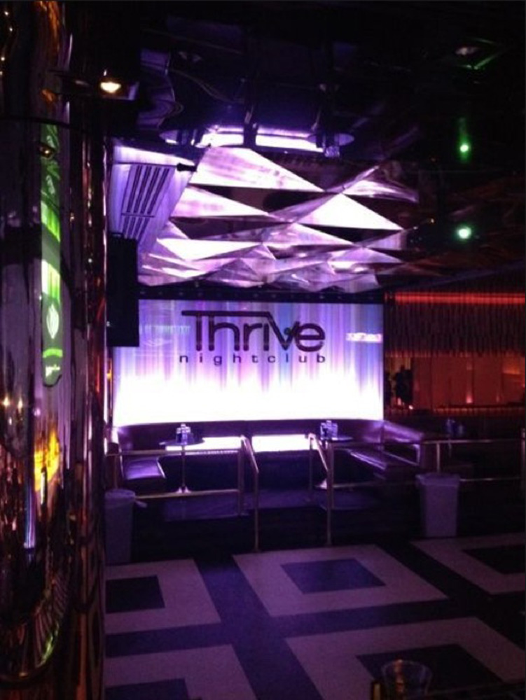 Thrive nightclub dallas pictures