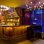 Gitane Restaurant & Bar & Nightclub - Studio Guilherme Bez