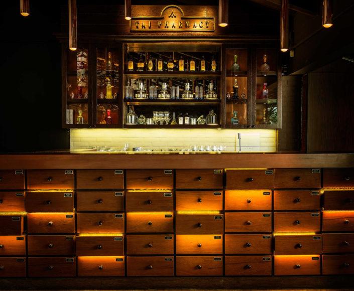 Taj Bar Pharmacy - Guilheme Bez
