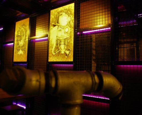 Spirits Bar Coquetelaria: o mais novo projeto assinado pelo Studio Guilherme Bez